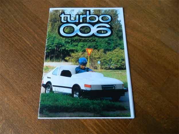 Saba 006 Turbo Handbook