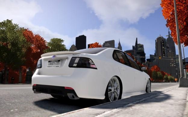 Saab Turbo X