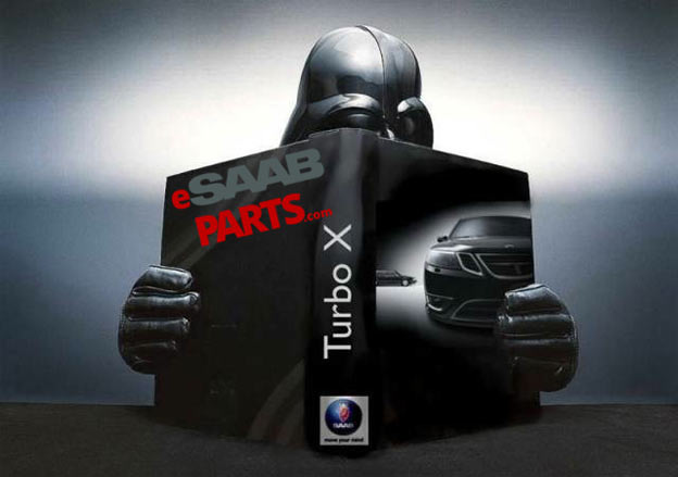 Saab TurboX catalog