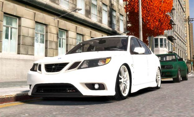Saab Turbo X GTA IV Edition