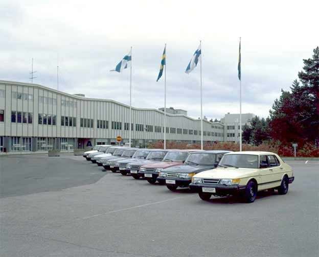 Valmet Automotive Saab 900