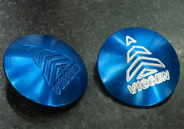 Saab Viggen shift knobs