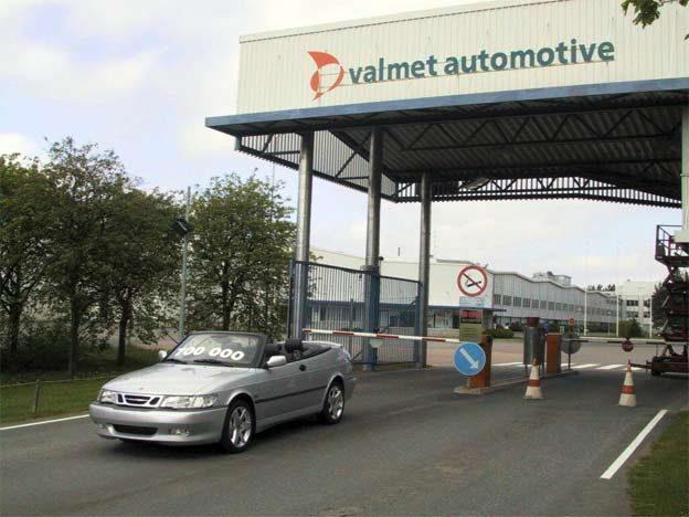 Viggen by Valmet Automotive