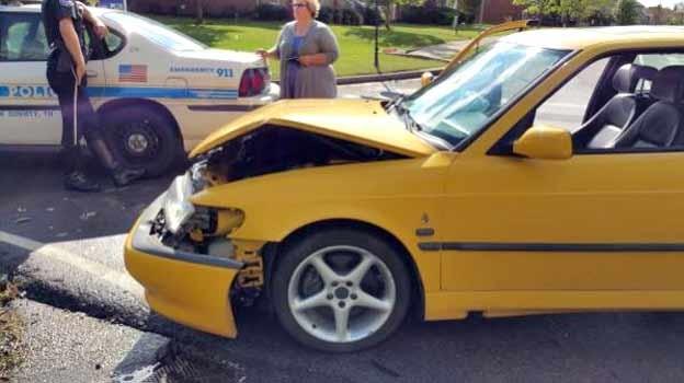Saab Viggen wrecked for Sale