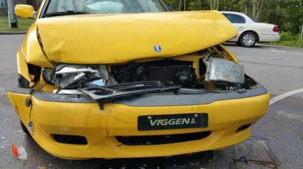 Viggen X on 2000 Saab 9 3 X Convertible