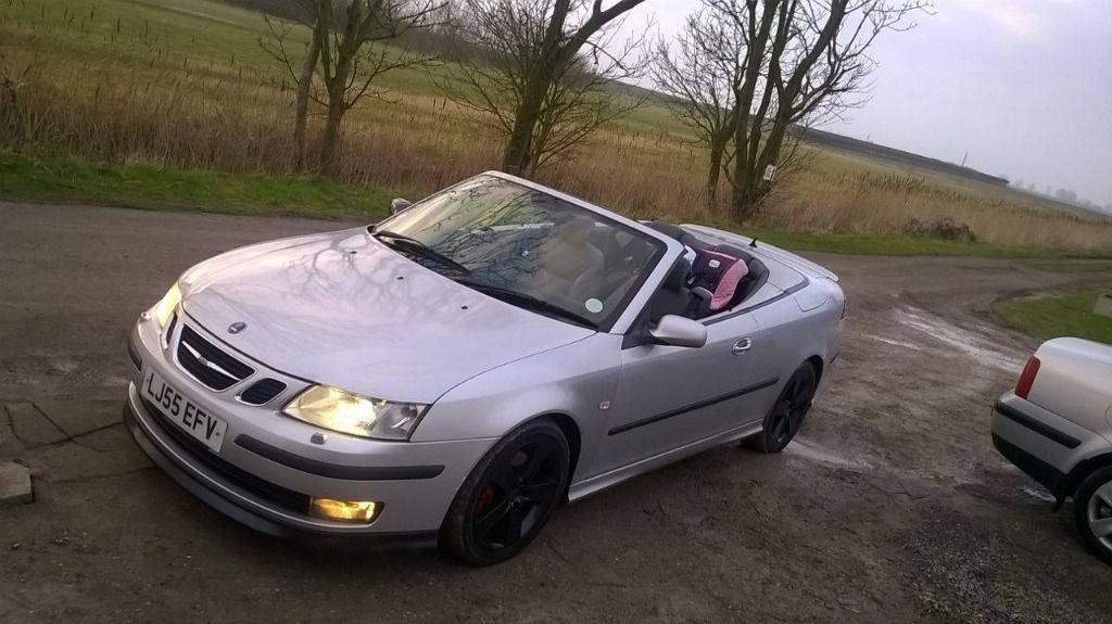 Classifieds' Car Of The Day: Saab 9-3 Aero Convertible 2.8