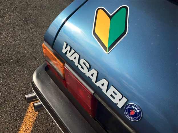 wasaabi Saab 900 Turbo